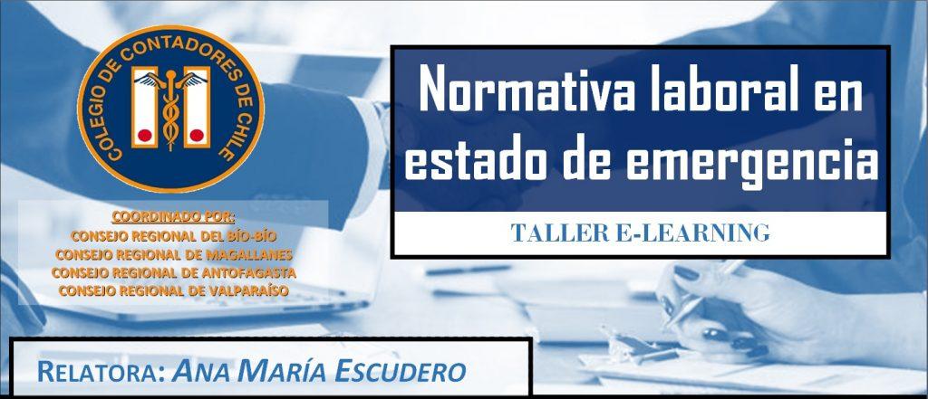 Curso Normativa Laboral en Estado de Emergencia