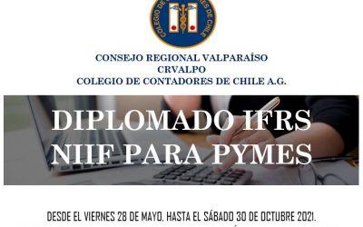 Diplomado IFRS Pymes CRVALPO con la Colaboración UVM